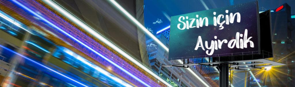 Aytay Reklam Slider